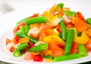 colorful food - yum!