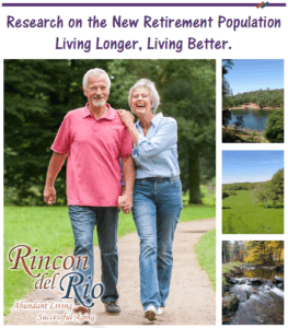 The New Retiree: Living Longer, Living Better