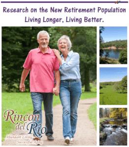 The New Retiree: Living Longer, Living Better