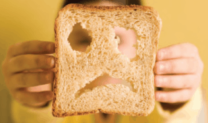 sad bread