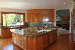 Universal Design kitchen at Rincon del Rio