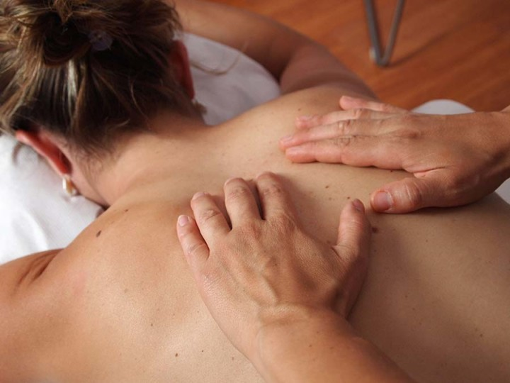Massage therapy for senior care