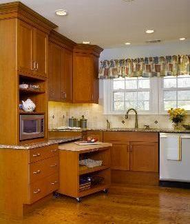 Universal Design kitchen features