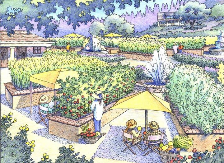 agri-hood community garden