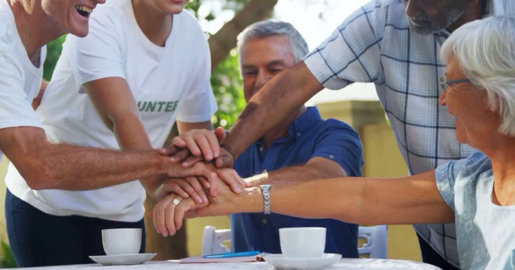 Volunteering for Seniors: The Best Job for a Healthy Retirement